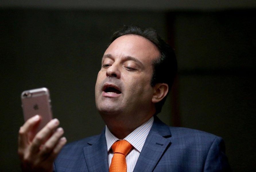 Indicado por Temer, André Moura deve ser barrado por Bolsonaro