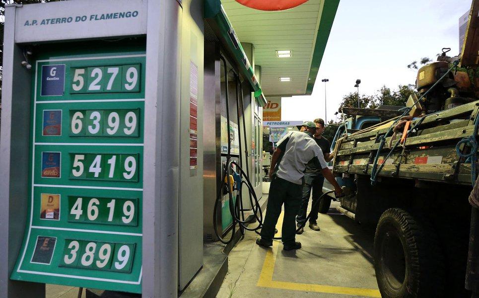 Petrobras anuncia mecanismo que permite manter preço do diesel por até 7 dias na refinaria
