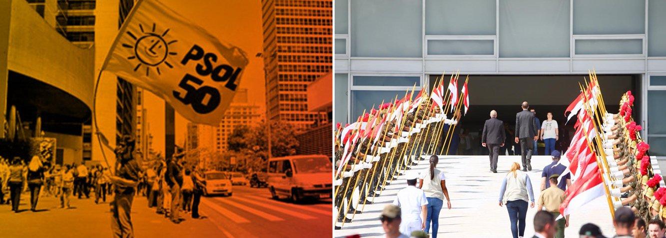 Assim como o PT, PSOL também não irá à posse de Bolsonaro