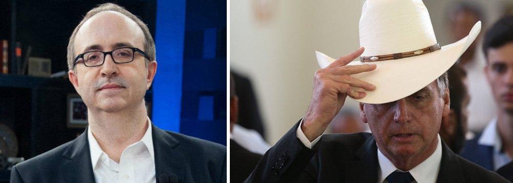 Reinaldo: governo Bolsonaro não vai dar certo, mas pode sobreviver
