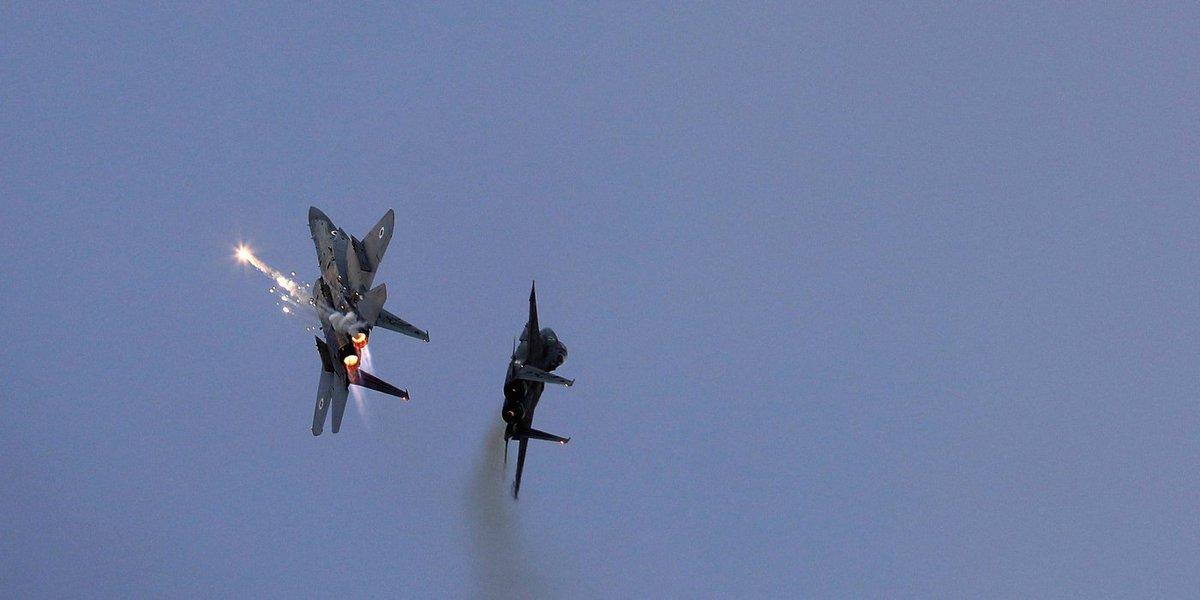Recente ataque aéreo na Síria mostra que Israel está mudando de tática