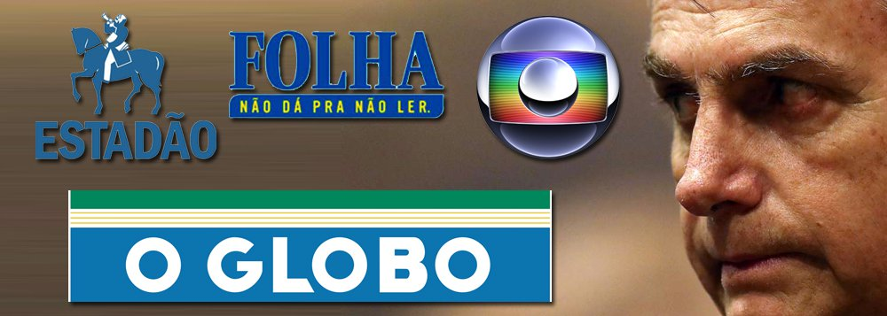 Para 74%, ao cortar verba, Bolsonaro pressiona para ter mídia mais dócil