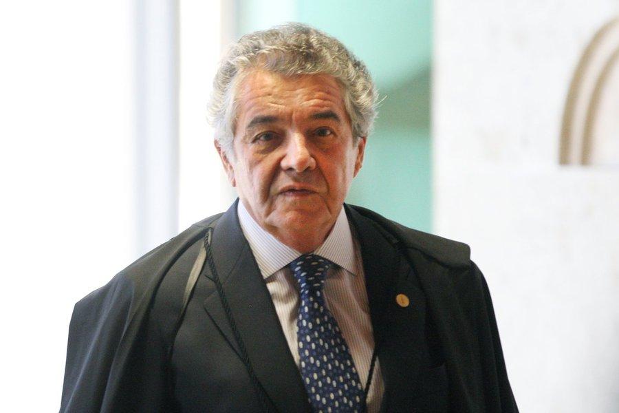 Marco Aurélio diz que decisão era ampla e técnica