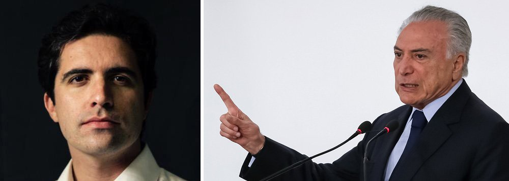 Mello Franco: Temer sai como o presidente mais detestado desde o fim da ditadura