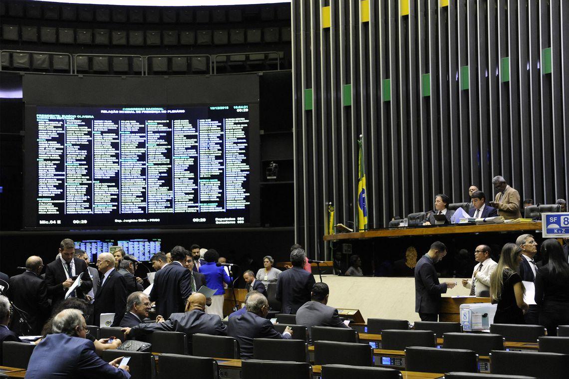 Congresso aprova Orçamento com rombo de R$ 139 bilhões para 2019
