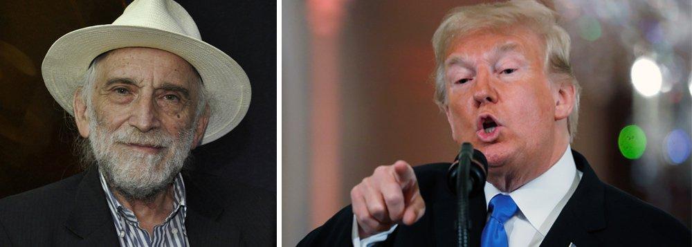 Solnik: Trump pode ser maluco, mas não é burro