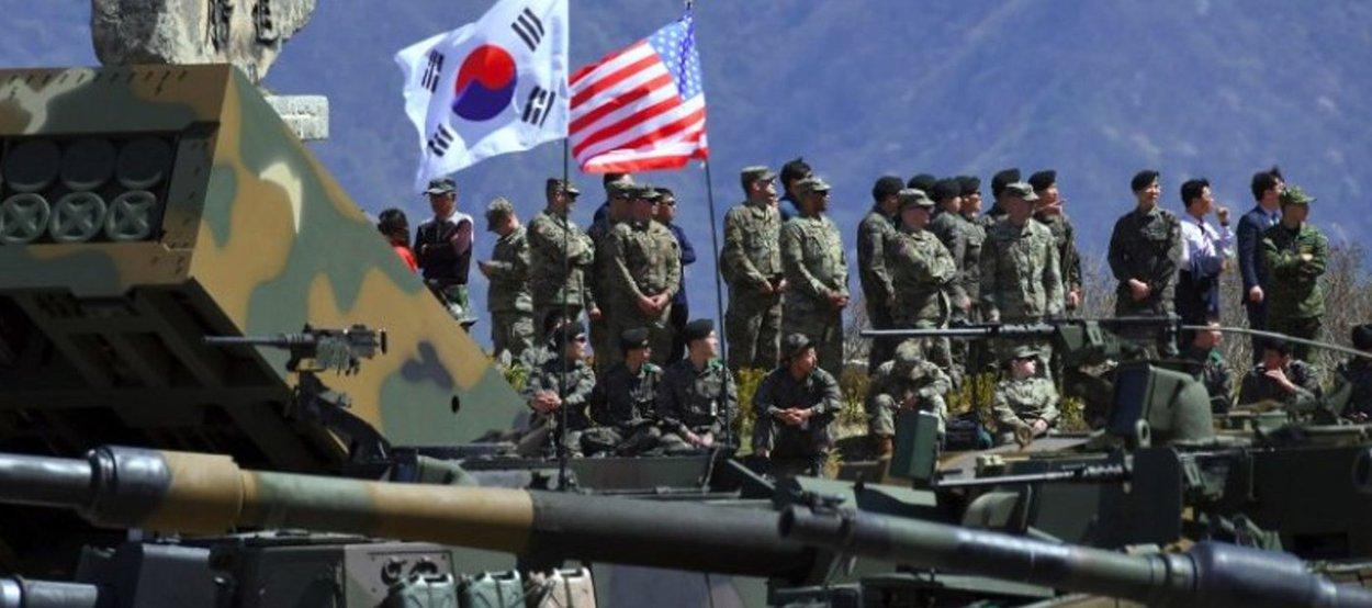Em ambiente de tensão, EUA enviam emissário à Coreia do Sul