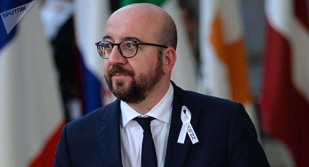 Primeiro-ministro belga anuncia renúncia