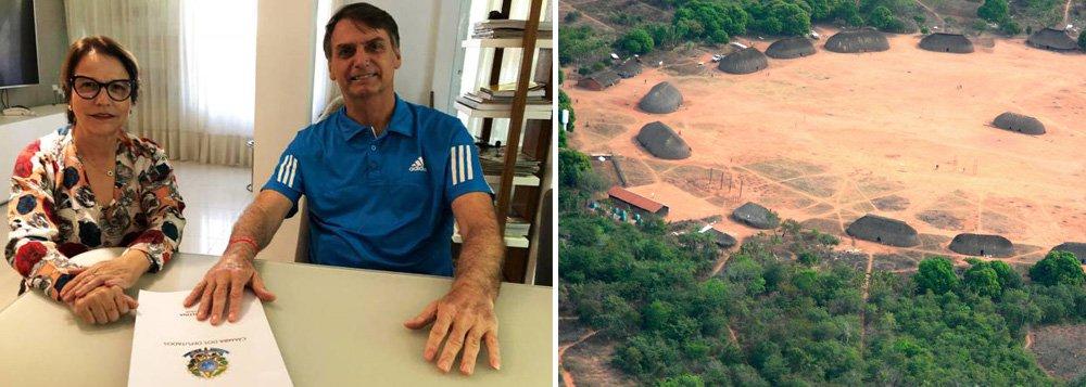 Governo Bolsonaro terá conselho para discutir demarcação de terras indígenas
