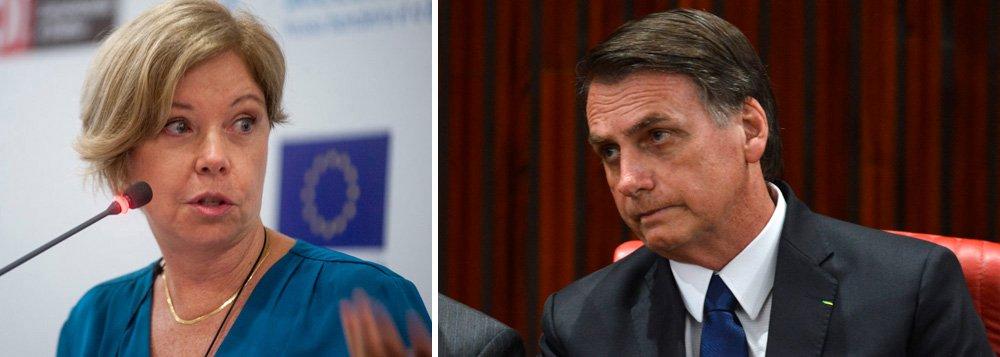 Bolsonaro dá passo para romper relações com Cuba e Venezuela, diz Cantanhêde