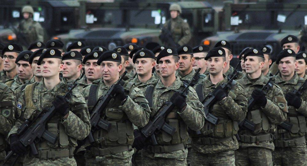 Criação de exército no Kosovo viola resolução da ONU