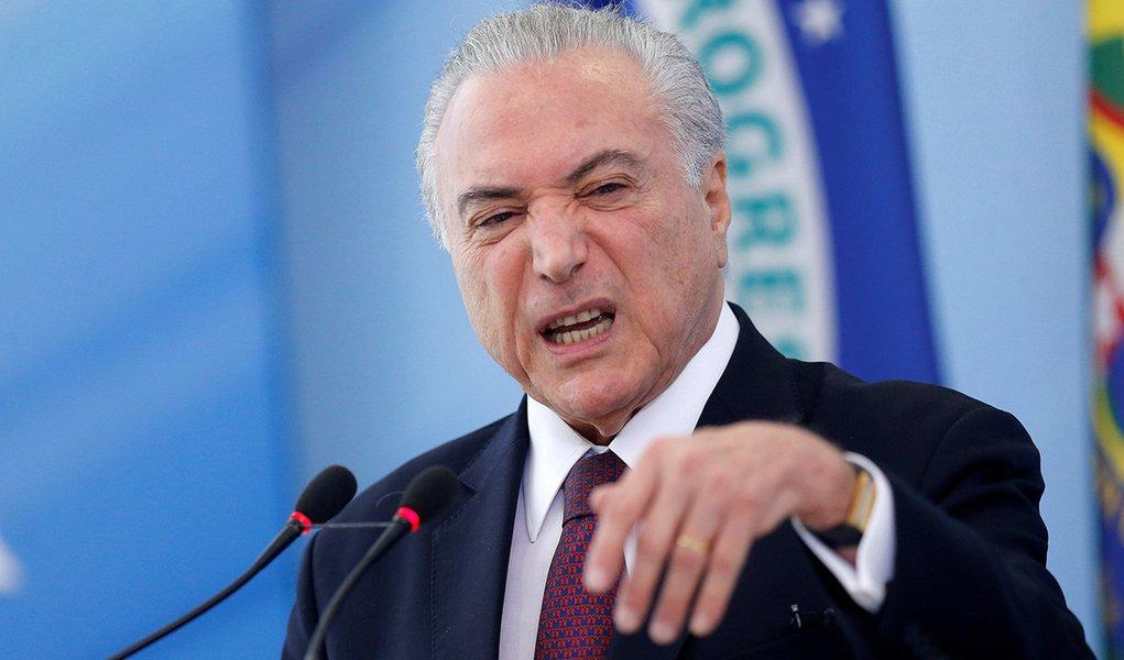 Temer cutuca Bolsonaro: impossível qualquer isolacionismo político, econômico