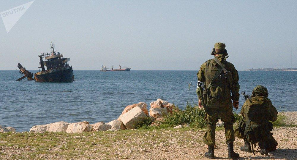 Rússia anuncia construção de estaleiro naval na Síria