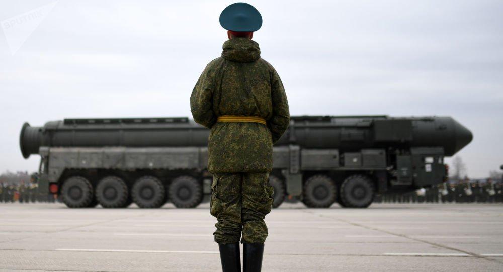 Rússia fortalece seu sistema estratégico de mísseis