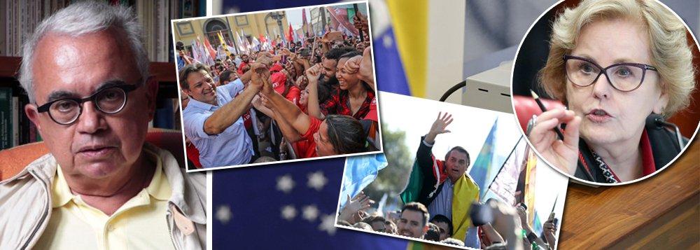 """Marcos Coimbra: """"As eleições presidenciais foram fraudadas"""""""
