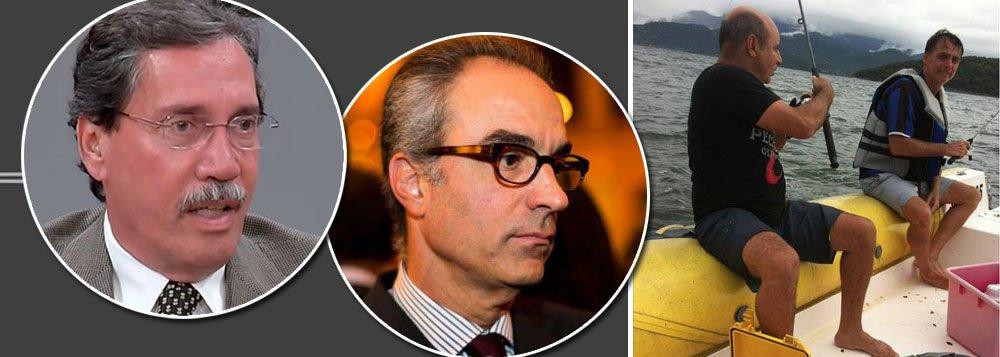 Recado de Merval confirma: Globo está em guerra contra Bolsonaro