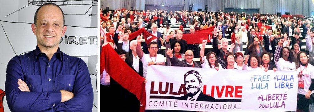 Frente não avança se liberdade de Lula não for prioridade, diz Altman