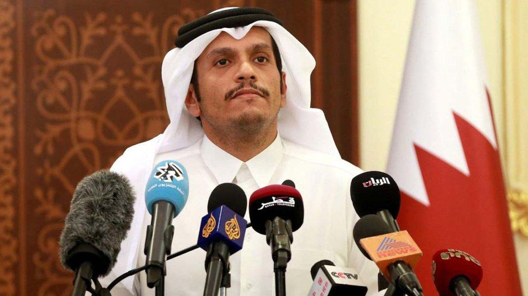 Catar sugere reestruturar Conselho de Cooperação do Golfo