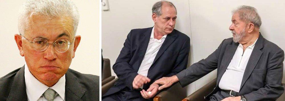 Guru de Ciro diz que ele errou ao não fechar aliança com Lula