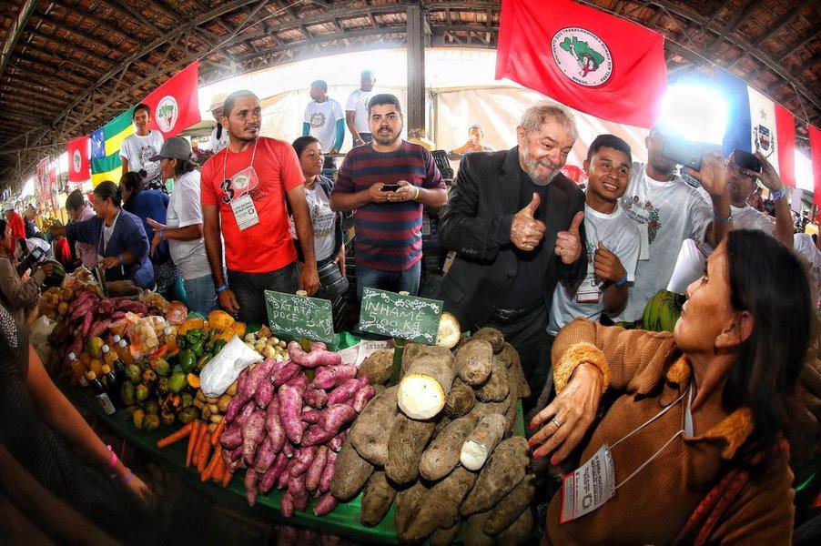 Lula, o personagem do ano no Brasil