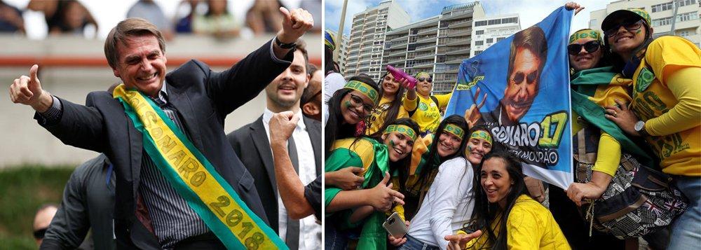 Jair Bolsonaro não inventou nada de novo: só abriu a porta do armário