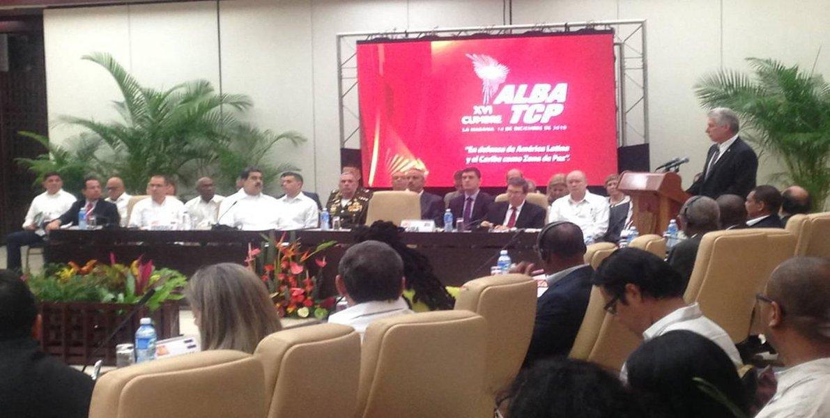 Díaz-Canel defende integração dos países e povos da América Latina