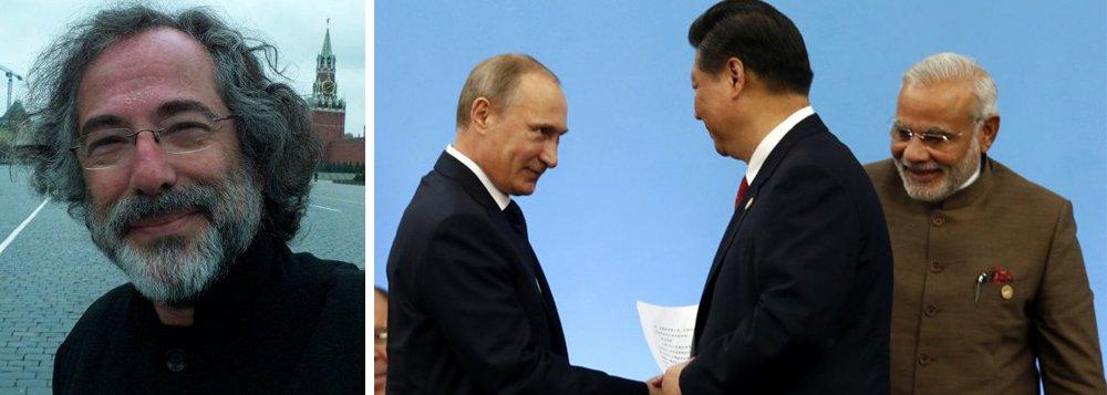 Pepe: Moscou e Pequim já veem BRICS sem o Brasil