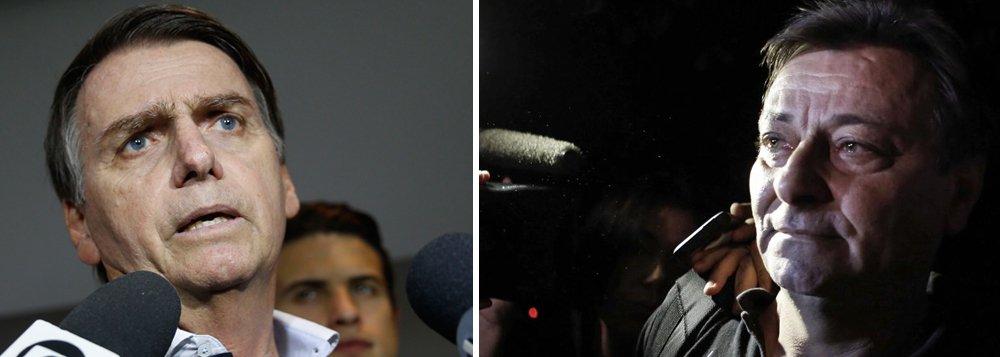 'Conte conosco', diz Bolsonaro ao governo da Itália sobre extraditar Battisti
