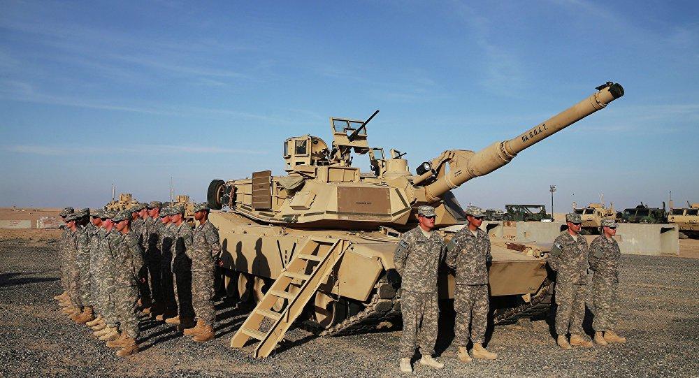 EUA decidem retirar tropas que estavam ilegalmente na Síria