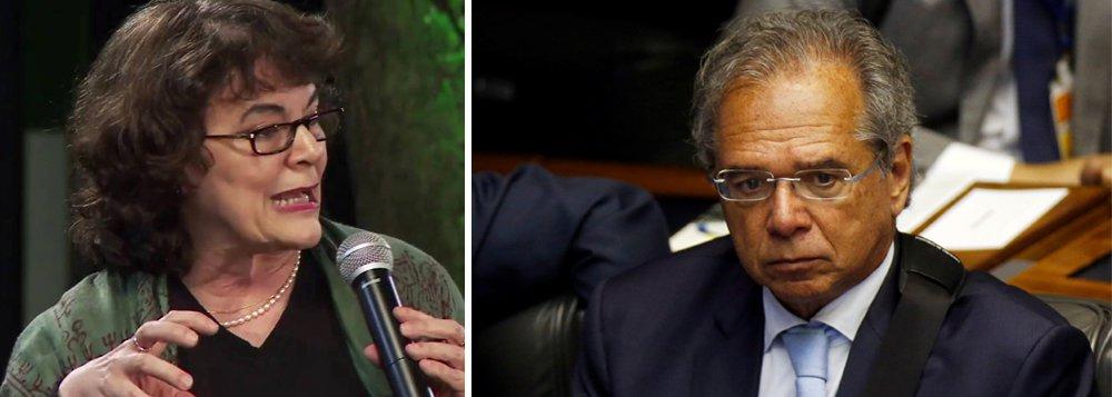 Paulo Guedes gostaria que o Estado não existisse, afirma economista
