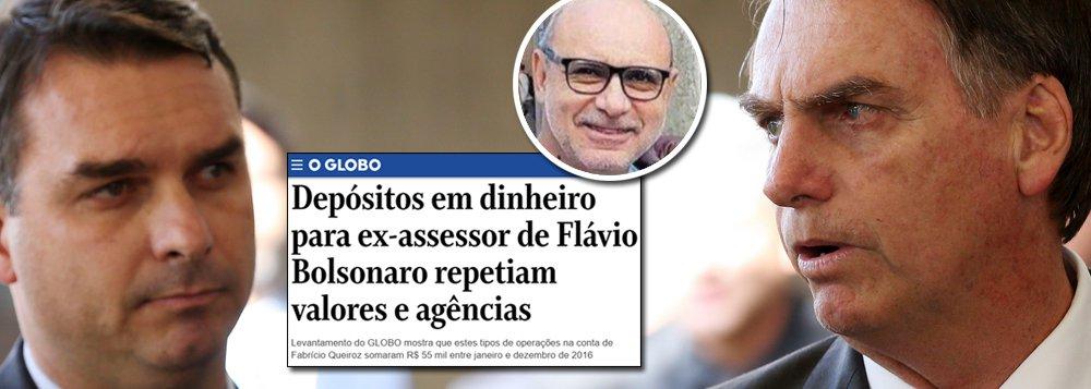 Globo reforça guerra contra família Bolsonaro