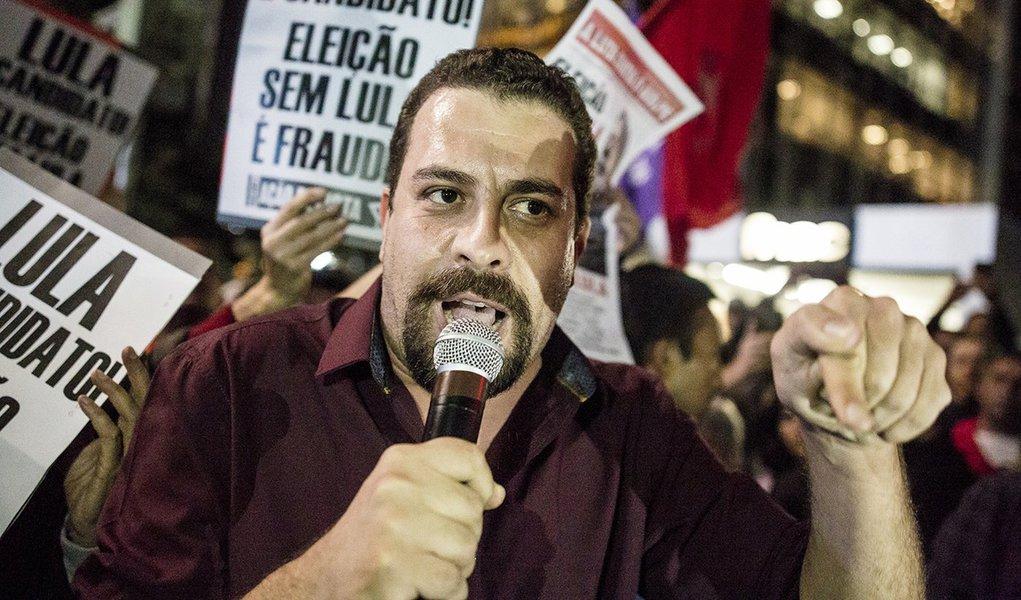 Boulos: PSDB está com a popularidade na lama