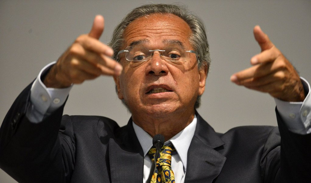 Guedes diz esperar aprovação de reforma ainda no 1º semestre