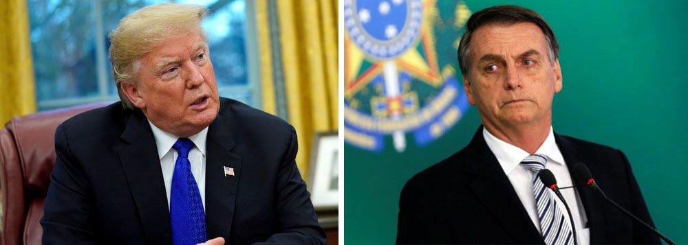 Bolsonaro vai passar vergonha internacional