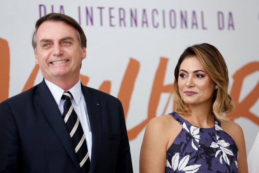 Avó e tia de Michele Bolsonaro vivem em favela de Brasília e primeira-dama não as vê há 6 anos