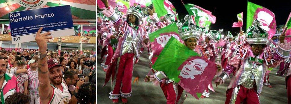 Carnavalesco da Mangueira rebate Bolsonaro: Carnaval não é o que você quis mostrar