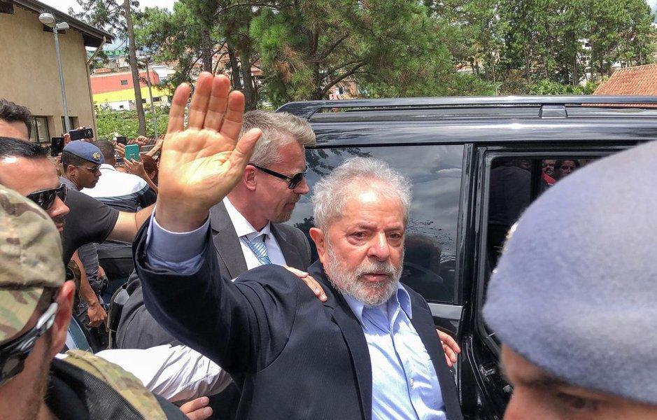 Lula: vou mostrar que ladrões são os que me condenaram
