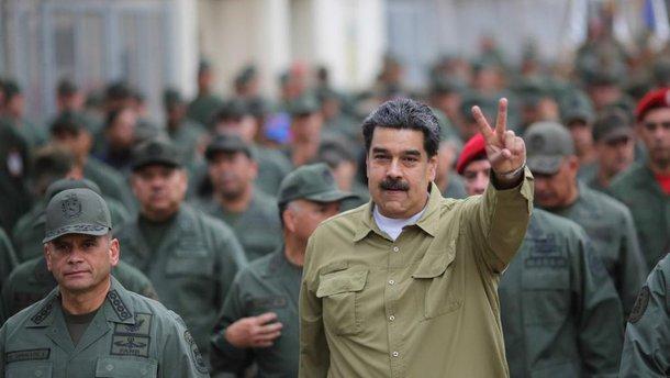 A Venezuela está apenas se defendendo