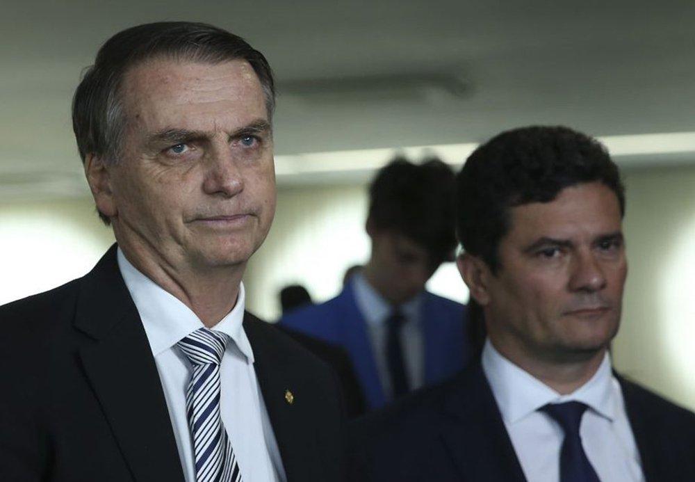 O Estado de polícia de Moro e Bolsonaro: holocausto da esquerda