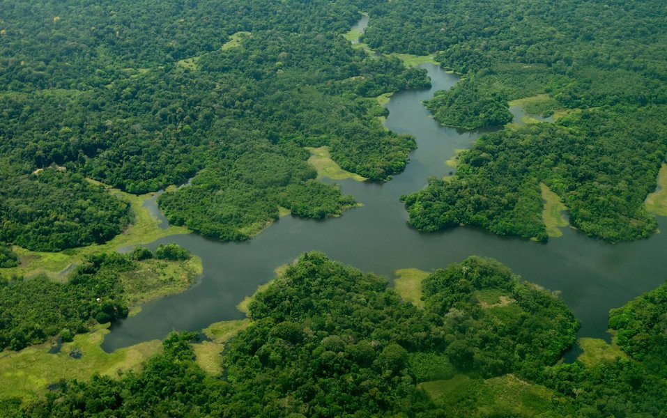 A Amazônia é nossa!