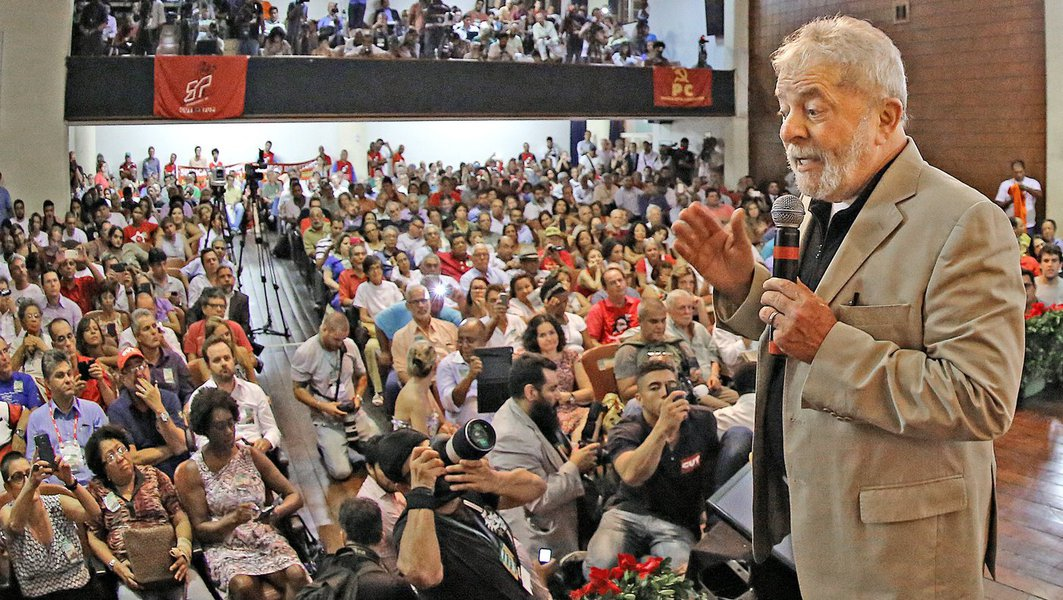 Lula, um líder político sequestrado pela Lava Jato