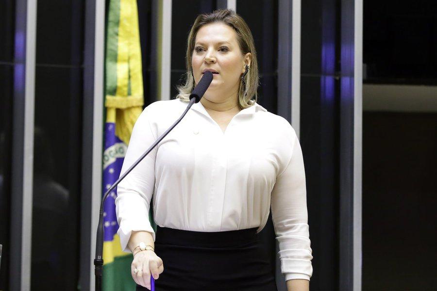Joice Hasselmann é escolhida como líder do governo no Congresso
