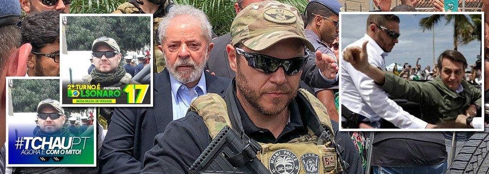 Moro explicita que Lula é custodiado por inimigos, não pelo Estado