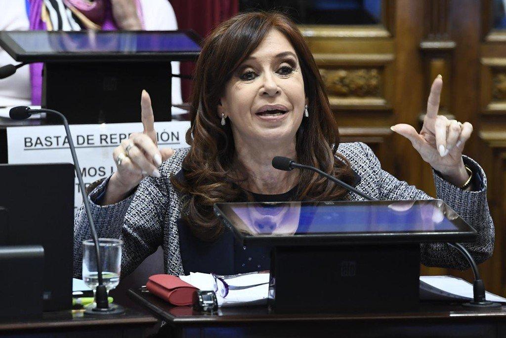Cristina Kirchner denuncia lawfare na Argentina comandado a partir dos EUA