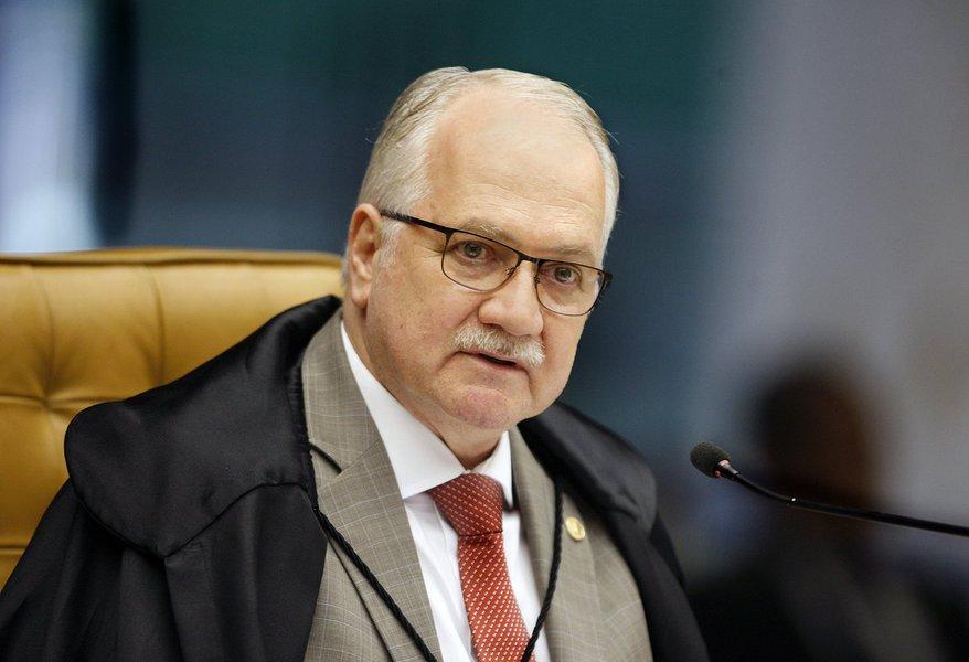 Fachin diz que VazaJato é apenas 'circunstância conjuntural'