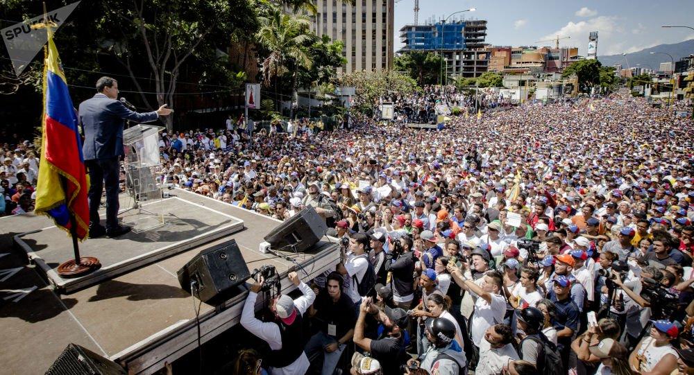 Mídia alemã afirma que 'revolta' de Guaidó na Venezuela fracassou