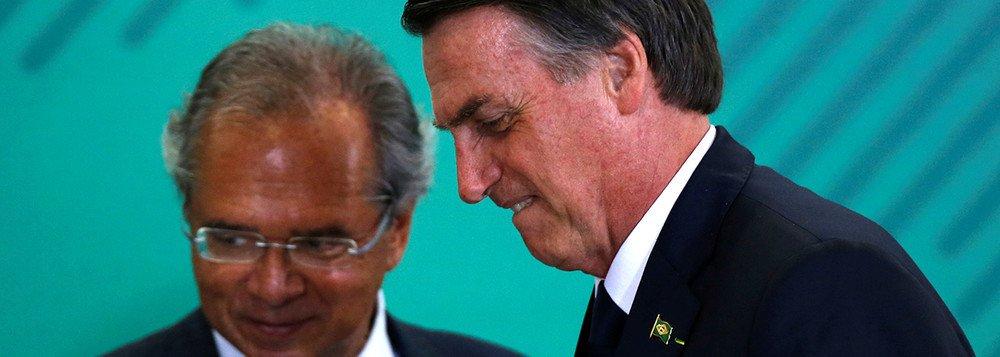 A demolição do Brasil