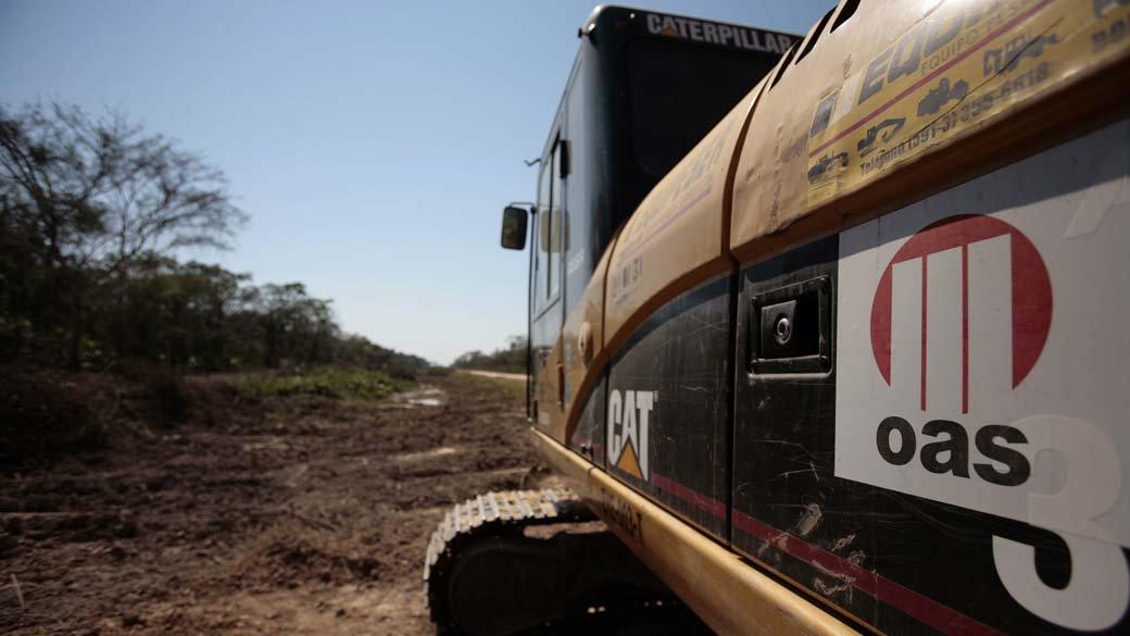 OAS fraudou contratos em sete países para pagar propinas, diz delator