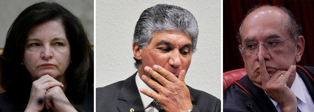 PGR alerta Gilmar sobre risco de prescrição em caso de operador do PSDB