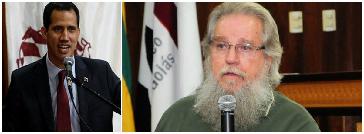 Afrânio sobre Guaidó: quando o ridículo não tem limites, é cômico